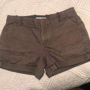 BANANA REPUBLIC Dark Tan Shorts